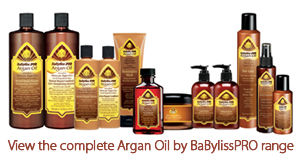 Argan Oil by BaBYlissPRO, hair care, shampoo, conditioner