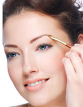 eye makeup, eye treatment, eyebrow grooming, eyelash extension