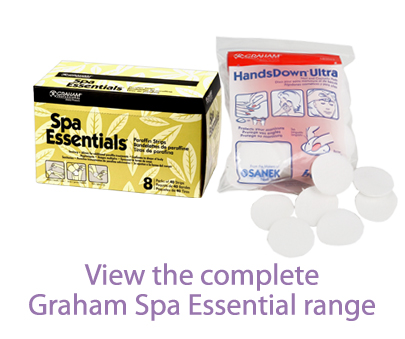 View the complete Graham Spa Essential range