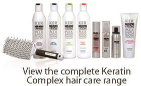 Keratin Complex , hair dryer, Styling, Hair Gel