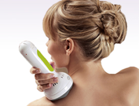 personal massage, foot massage, back massager, massager, scholl massager, shiatsu massage, infrared massager