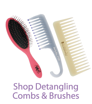 Shop Detangling Combs & Brushes