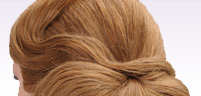 updo, upstyle, long hair style