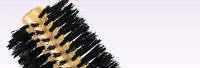  radial hairbrush, round brush
