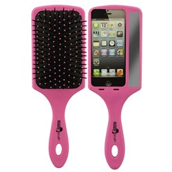 Selfie Hair Brush by The Wet Brush in Pink
