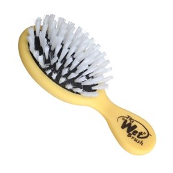 The Wet Brush for Babies Hair Brush in Yellow