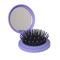 The Wet Pop Up Hair Brush by The Wet Brush in Purple