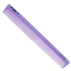 The Wet Comb No.2 Styling Hair Comb Lilac
