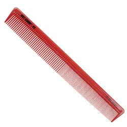 The Wet Comb No.2 Styling Hair Comb Red