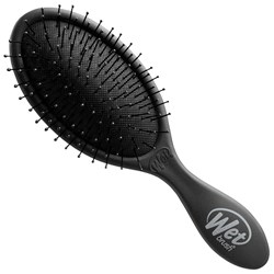 Wet Brush Cool Tones Midi Detangling Hair Brush Black