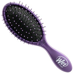 Wet Brush Cool Tones Midi Detangling Hair Brush Violet