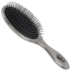 WetBrush Antique Detangling Hair Brush Silver