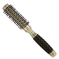 Brushworx Keratin Silk Ceramic Hot Tube Hair Brush - Small