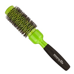 Brushworx Rio Green Large Ceramic Hot Tube Brush