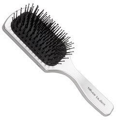 Silver Bullet Paddle Hair Brush, Small