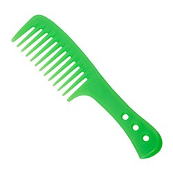 Premium Pin Company 999 Green Shower Comb