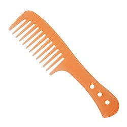 Premium Pin Company 999 Orange Shower Comb