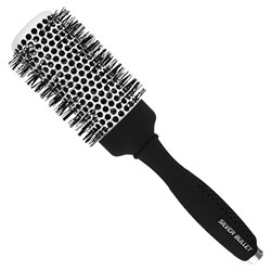 Silver Bullet Black Velvet Hot Tube Hair Brush Large
