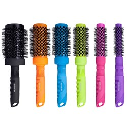 Brushworx Hot Tube Radial Hair Brush Set