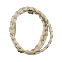 Mia Thick Braidie 13mm Braided Faux Headband, Blonde