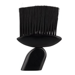 Dateline Professional Neck Brush - Black