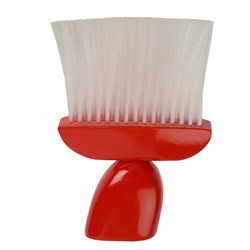Dateline Professional Neck Brush - Red