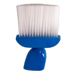 Dateline Professional Neck Brush - Blue