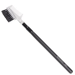BeautyPRO Eyelash and Eyebrow Makeup Brush with Comb