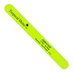 Tropical Shine Extra Fine Yellow Nail File