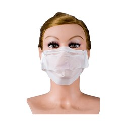 BeautyPRO Disposable Protective Face Mask 100pk