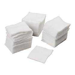 BeautyPRO Disposable Cotton Squares 100pk