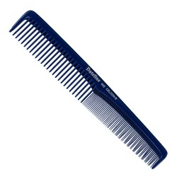 Dateline Professional Blue Celcon 400 Styling Comb - 17.5cm