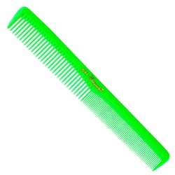 Krest Cleopatra 400 Neon Hair Cutting Comb, Green