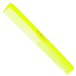 Krest Cleopatra 400 Neon Hair Cutting Comb, Yellow