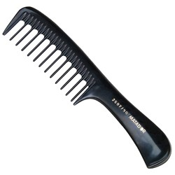 Matador 2607G Basin Comb with Handle - 23cm