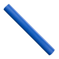 Hair FX Extra Large Flexible Rollers – Blue, 3pk