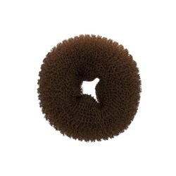Dress Me Up Hair Donut Brown X-Small