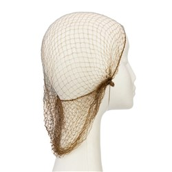 Dress Me Up Slumber Hair Net in Light Brown