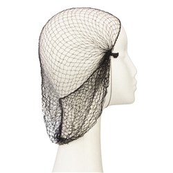Dress Me Up Slumber Hair Net in Black