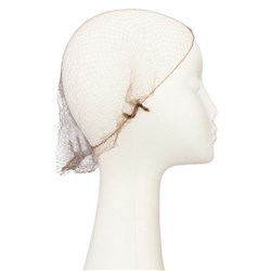 Dress Me Up Fine Hair Net in Medium Brown