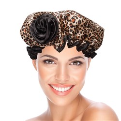 BeautyPRO Panthera Shower Cap