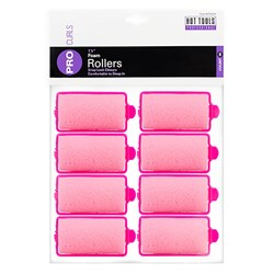 Hot Tools Pro Curls Foam Hair Rollers Small