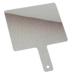 Dateline Perspex Square Mirror