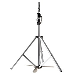 Dateline Professional Mannequin Head Tripod with Foot Stabiliser