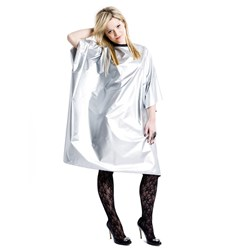 Elektra Surround Me Styling Cape - Silver