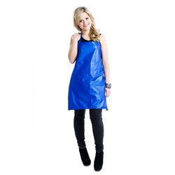 Elektra Shield Me Protective Apron - Electric Blue