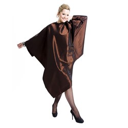 Elektra Indulge Me Styling Cape - Chocolate