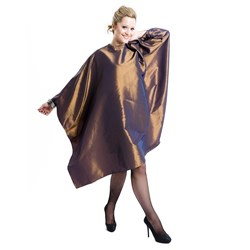 Elektra Indulge Me Styling Cape - Bronze