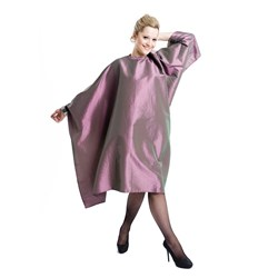 Elektra Indulge Me Styling Cape - Dusty Pink