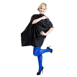 Elektra Spoil Me Styling Cape - Black
